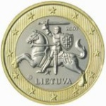 1 Euro Lithuania
