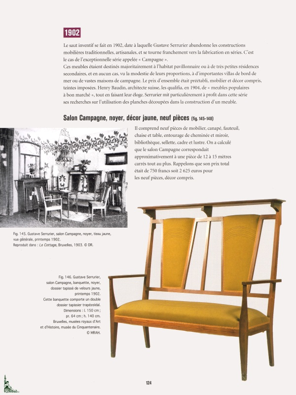 serrurier bovy un cr ateur pr curseur 1858 1910 ebay. Black Bedroom Furniture Sets. Home Design Ideas