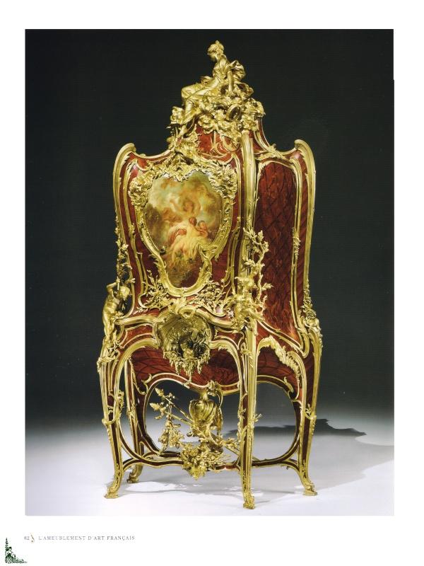 L/'Ameublement d/'Art Français French Furniture 1850-1900