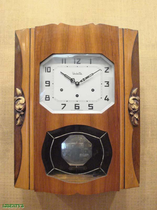 horloge vedette westminster. Black Bedroom Furniture Sets. Home Design Ideas