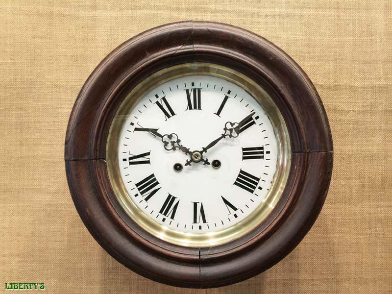 liberty 39 s antiques wooden clocks horloges en bois. Black Bedroom Furniture Sets. Home Design Ideas