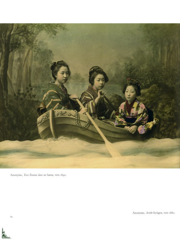 French book 1868-1912 Japanese photography in the Meiji era